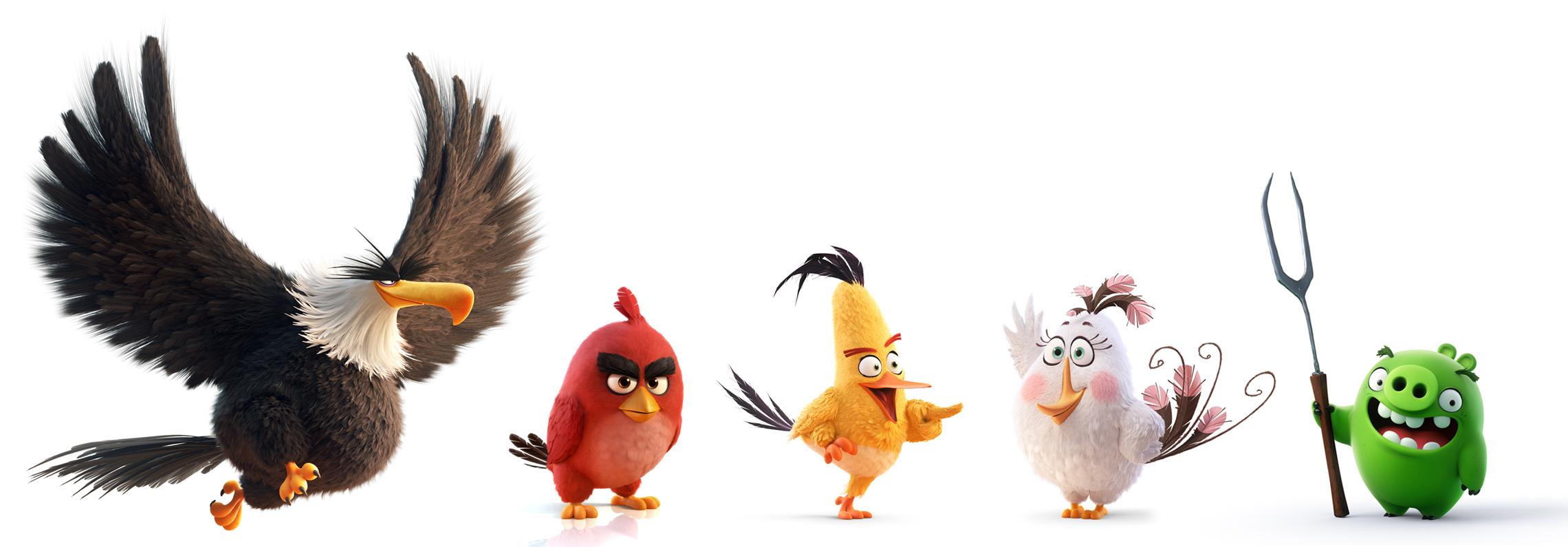The Angry Birds Movie — Jonatan Catalan Navarrete