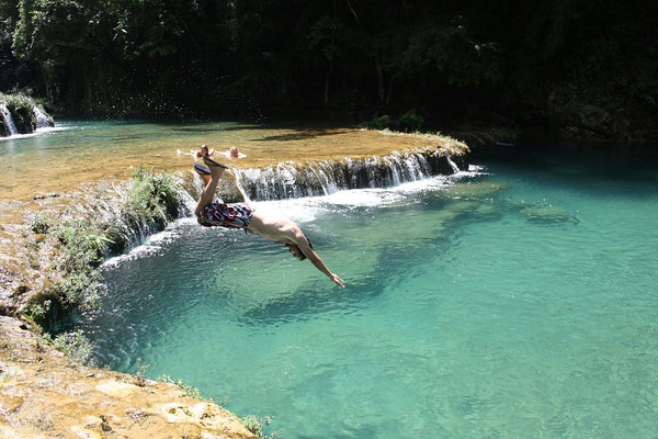 dive into your bucket list