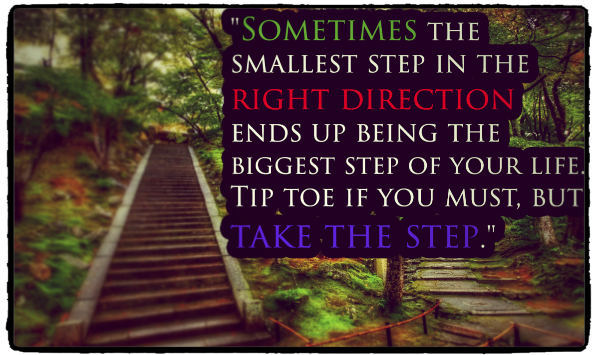 sometimes the smallest step_2.jpg