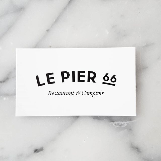 La semaine on a complété un super projet sur la rue Bernard. Le Pier 66 - comptoir et restaurant de fruit de mer Un design de F&Y  On vous montre plein de photos bientôt! // Last week we completed ou Last project on Bernard  Le Pier 66 - seafood comptoir and restaurant A design by F&Y  Plenty of pics to come  #design #designmontreal #interior #interiordesign #montreal #designMTL  #pier66 #seafood # rue Bernard # restaurant #marbre #marble