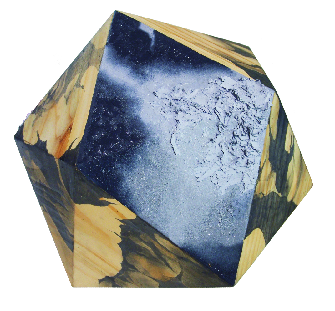 Untitled (Icosahedron #1)