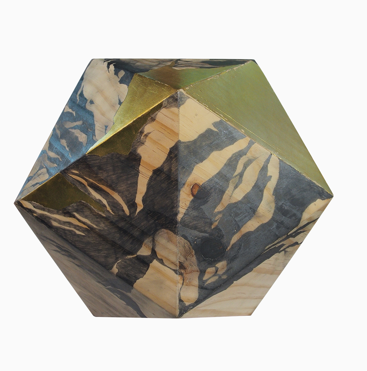 Untitled (Icosahedron #2)
