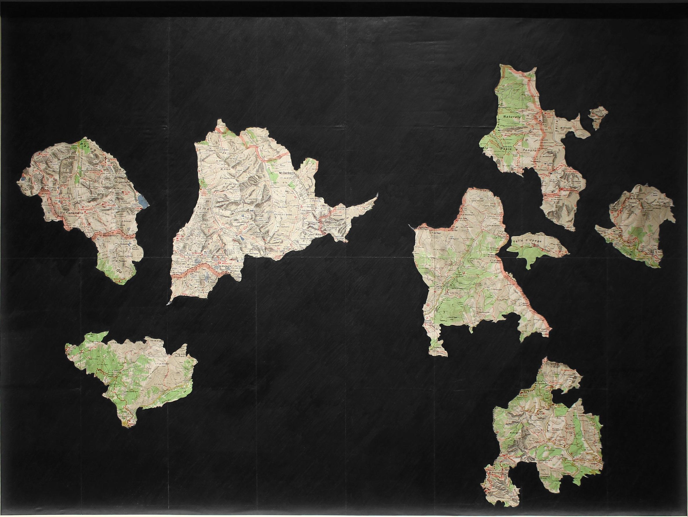 Topographies (Alpi) II