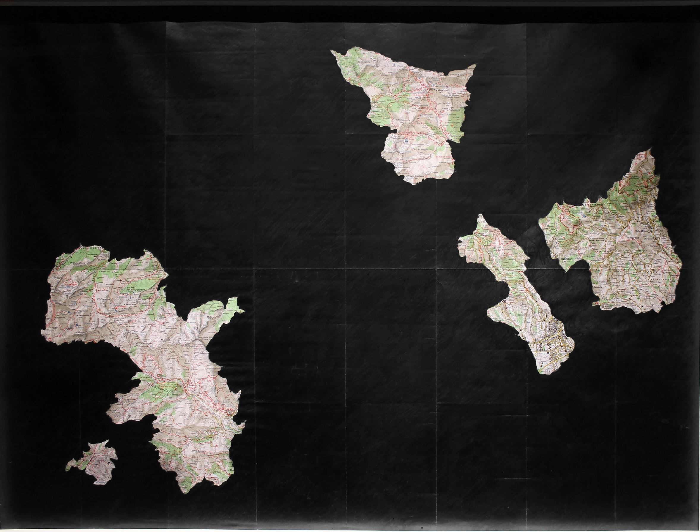 Topographies (Biella) II