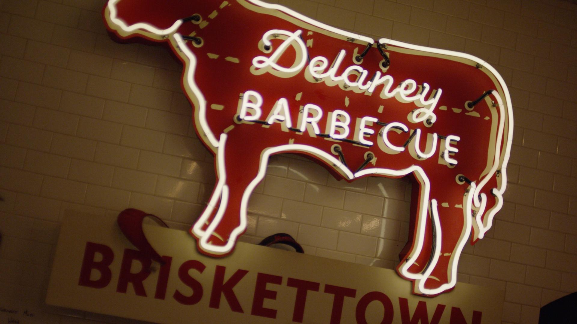 "Crown Royal ""Delaney BBQ"""