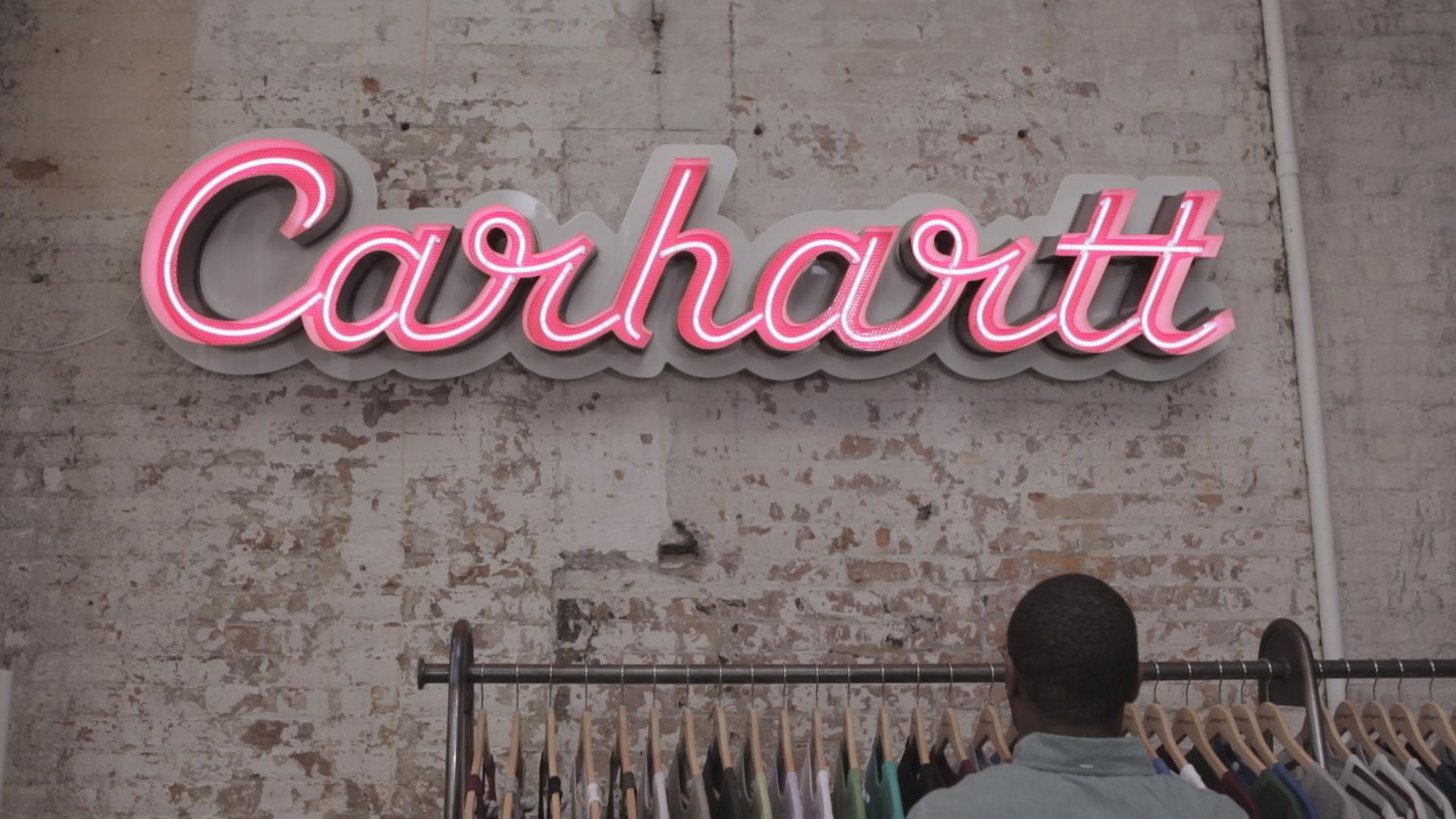 """Carhartt """"Work in Progress"""""""