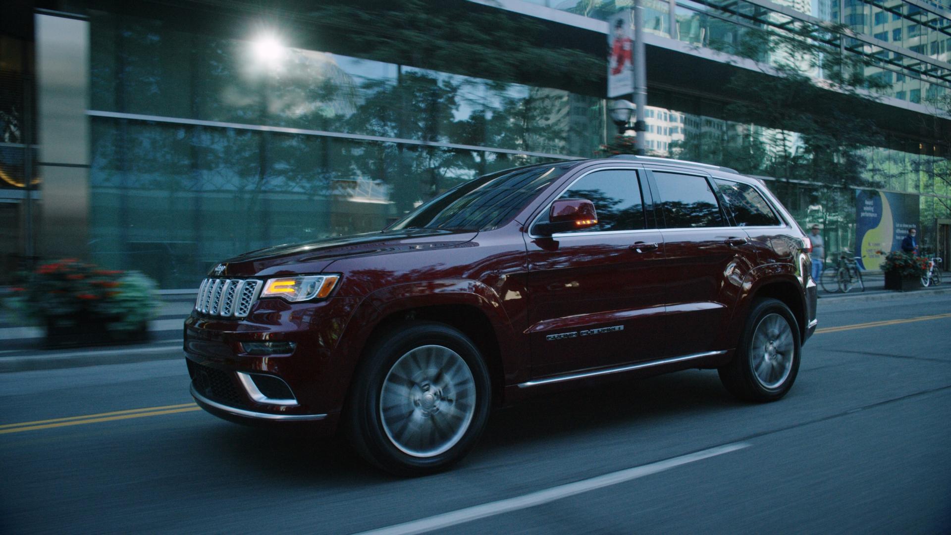 "Jeep ""2017 Grand Cherokee"""