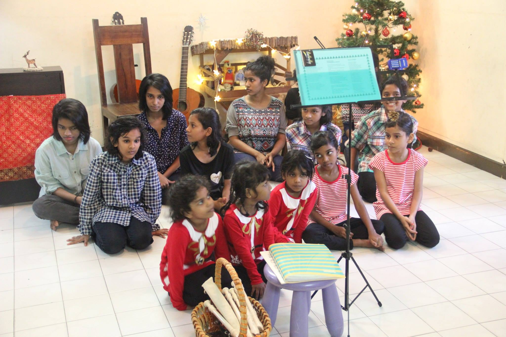 Home of Peace Christmas concert