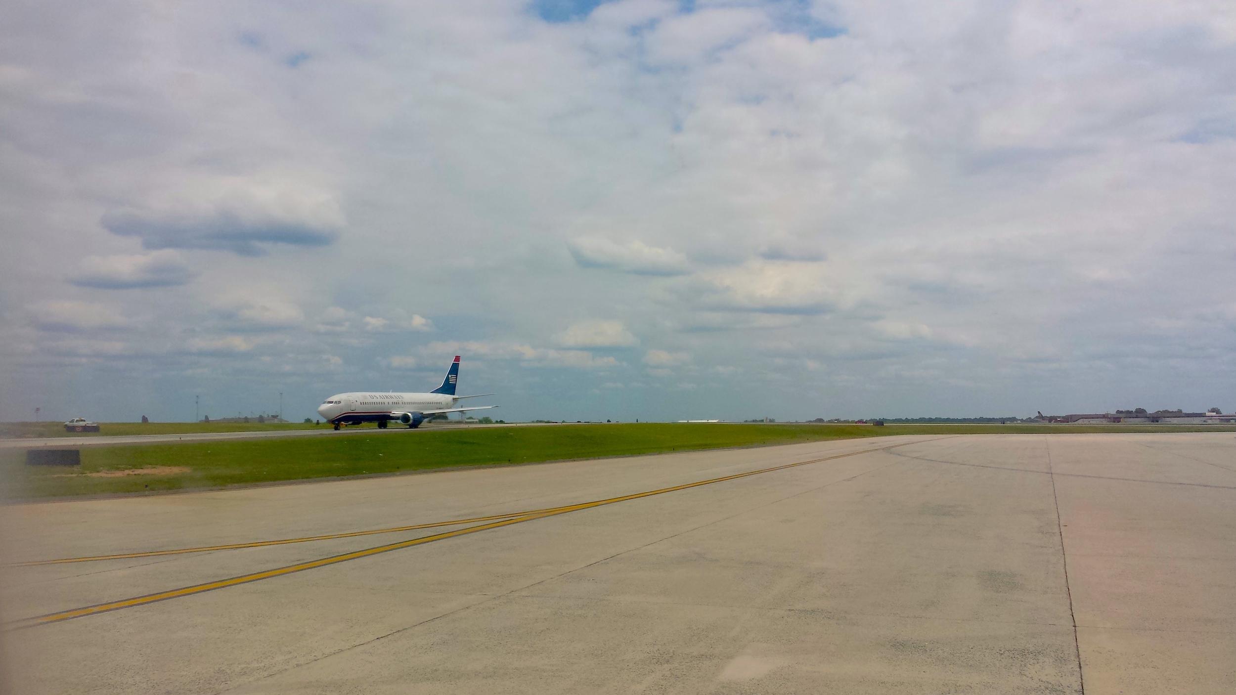 Coastal Carolina Regional Airport: New Bern, NC