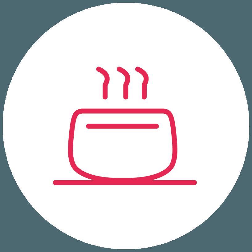 Bottomless Cups of Hot Brewed Tea | Joann Lui