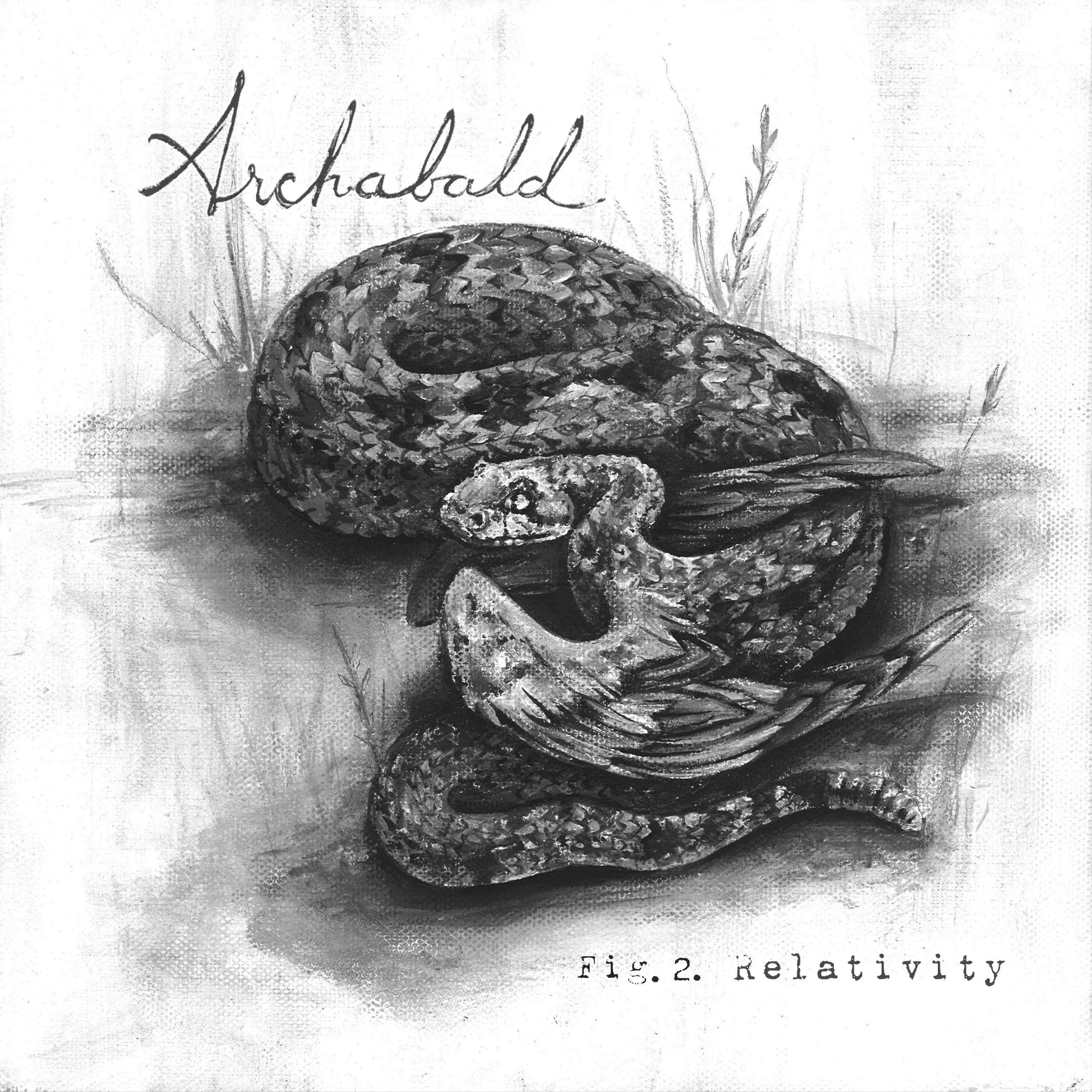 Relativity Album Cover