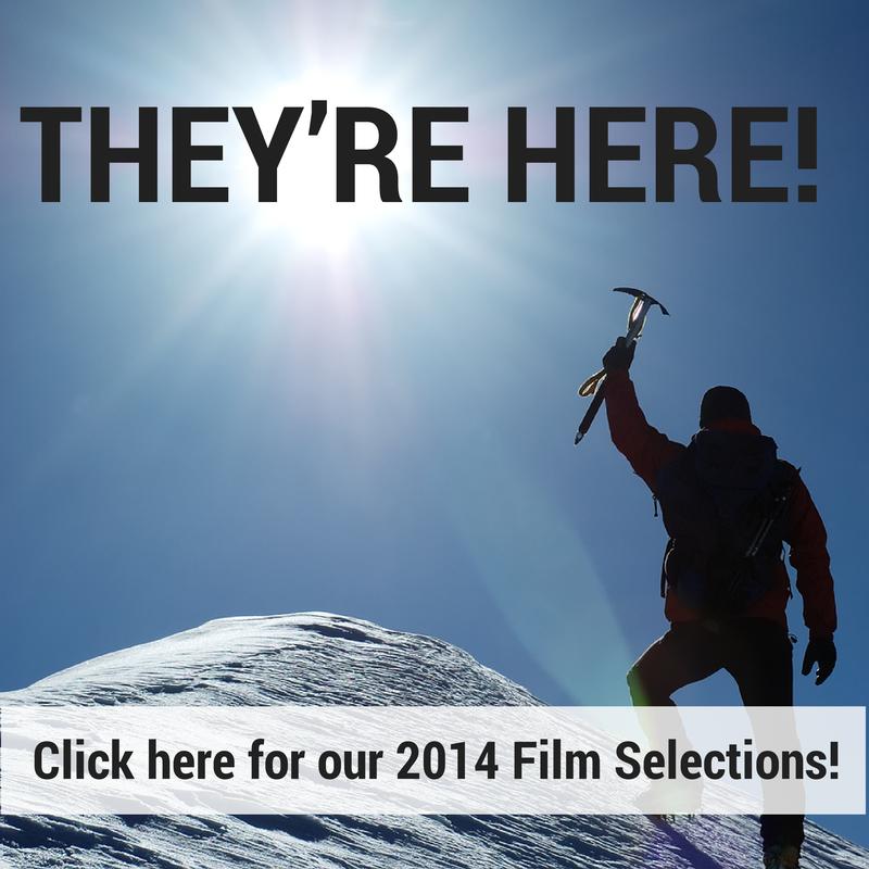 Mountainfilm on Tour ATL 2014 Film Selections