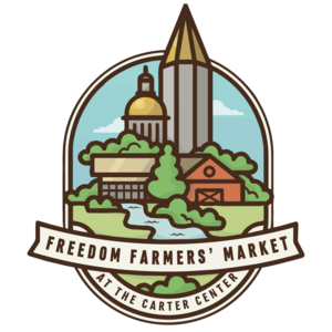 Freedom Farmers' Market at the Carter Center