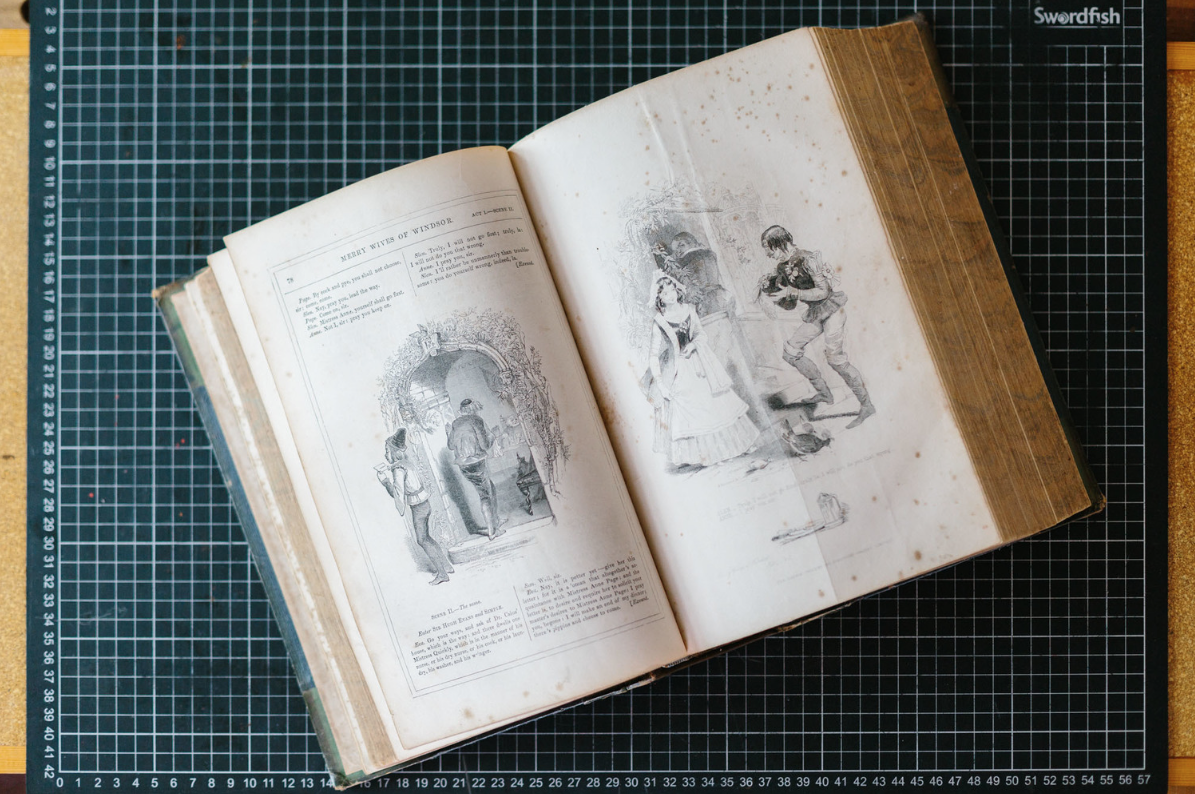 trouve_magazine_book_conservator_process_issue