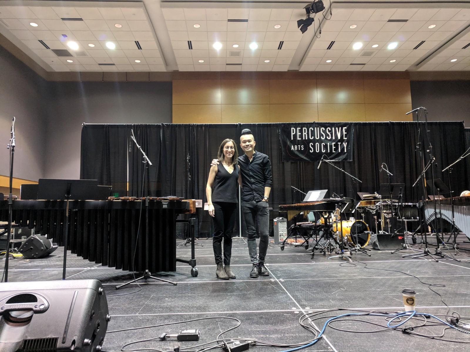Performance at PASIC 2018 (Indianapolis, USA)