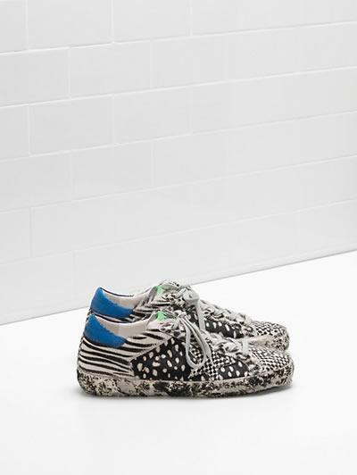 Golden Goose - Superstar Wild Sneakers