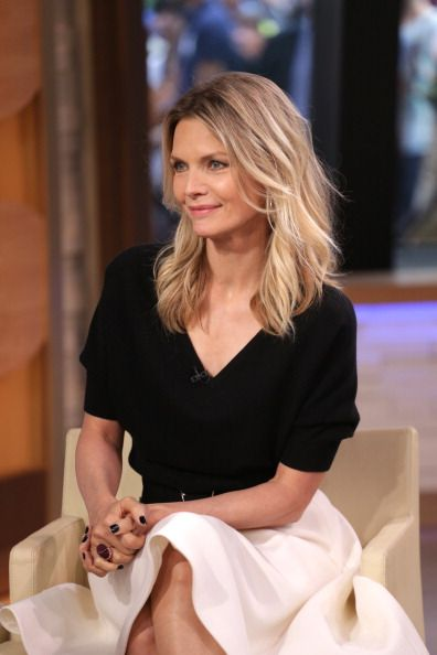 Michelle Pfeiffer Rocks a Youthful Look