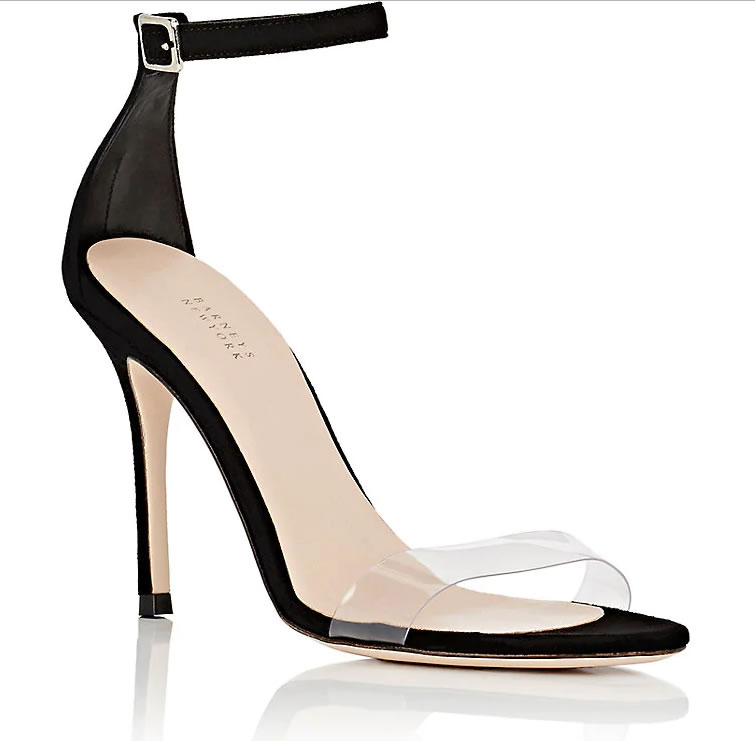 Ladies Evening Ankle Strap Sandals - Barney's