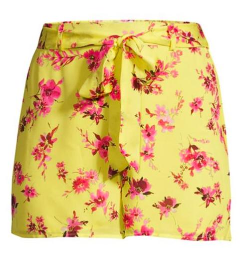 Cami NYC - Cluda Silk Georgette Shorts - Saks Fifth Avenue
