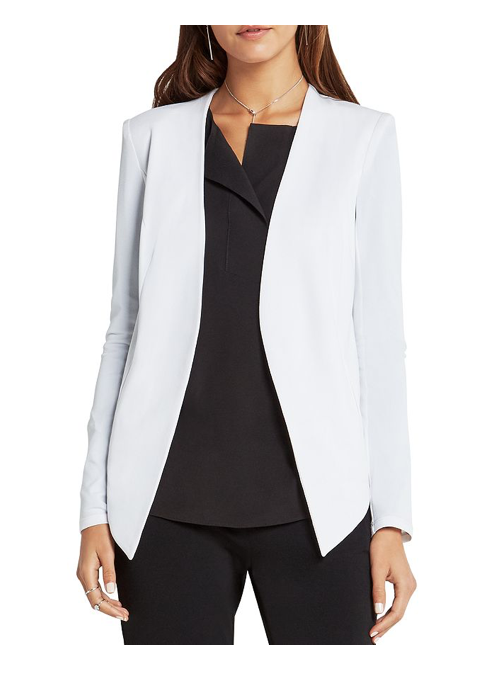Open Front Essential Blazer - BCBGENERATION - Bloomingdale's
