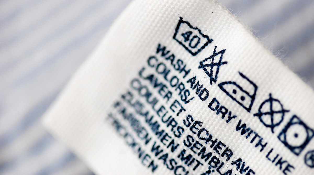Decode the Care Label