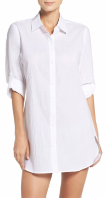 Tommy Bahama Boyfriend Cover-Up at Nordstrom