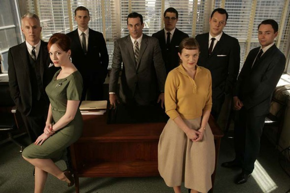 Business Attire Back in the day - Mad Men AMC