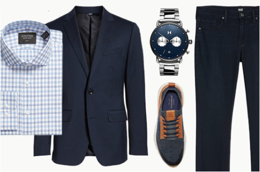 Nordstrom Business Casual Easy - Men's