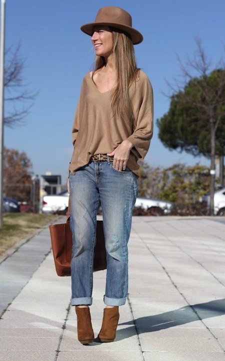 Boyfriend Jeans from H&M