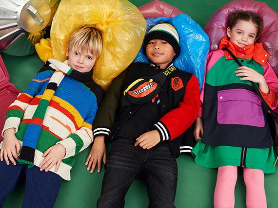 Adorable Kids Line at  StellaMcCartney.com