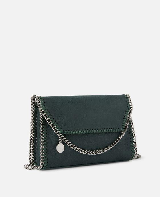 Falabella Mini Bag Green -  StellaMcCartney.com