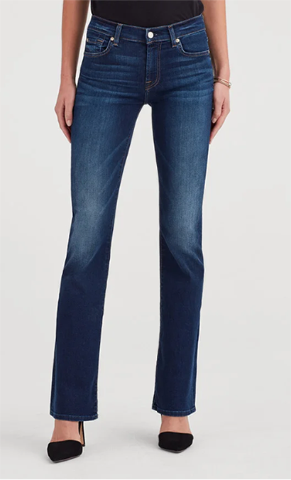 Tailorless Bootcut in Moreno SEVEN FOR ALL MANKIND ($119.00)