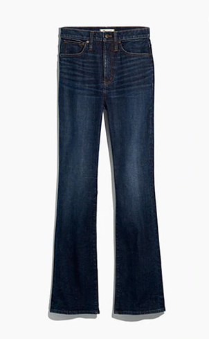 Skinny Flare Jeans - Madewell - $128