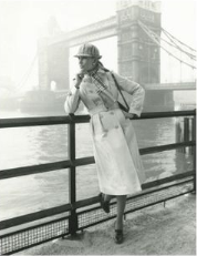 Extra Style Credit - Burberry has a great page on the Evolution of the Trench. A quick read with great photos - check it out!