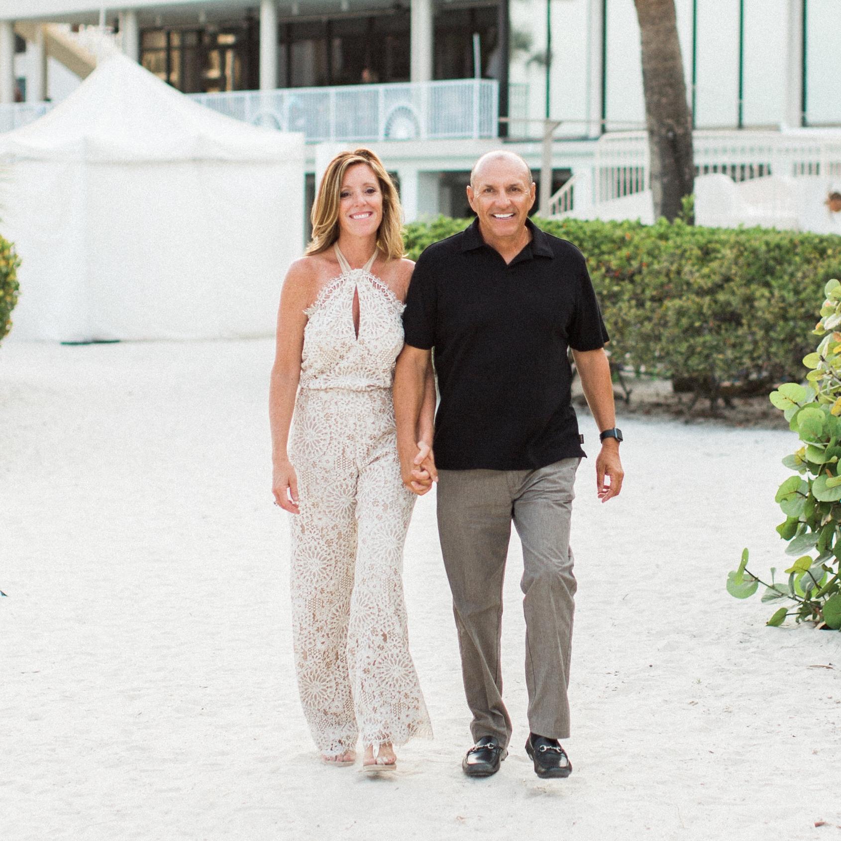 Leslie & Rene Gomez, Gomez Tennis Academy Owners