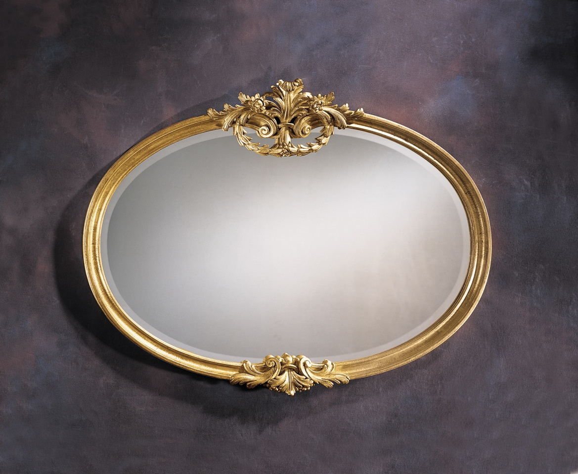 Hand Carved Italian Mirror. others available