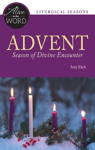 My 3-session Advent Bible study for individual or group use is available at  Amazon ,  Little Rock Scripture Study , or  Liturgical Press . Buy through  LRSS  or  Lit Press  for bulk rate pricing on 6+ books. For more about the  Alive in the Word  series, visit  aliveintheword.org .