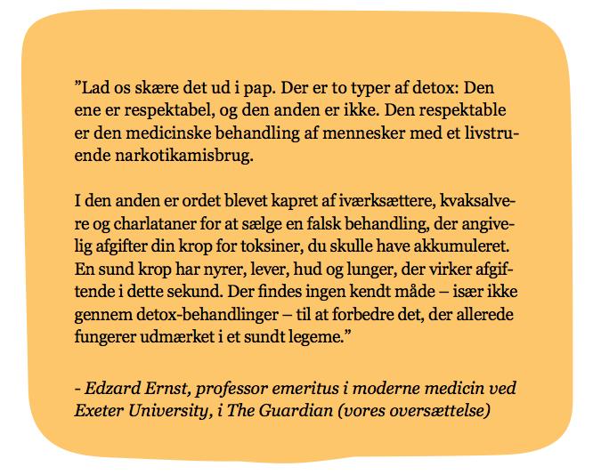 """Uddrag fra  """"Slut med forbudt"""" , 2016, Politikens Forlag"""