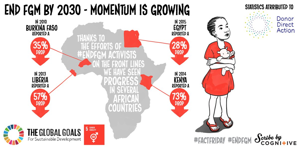 End FGM Goal 5: Gender Equality