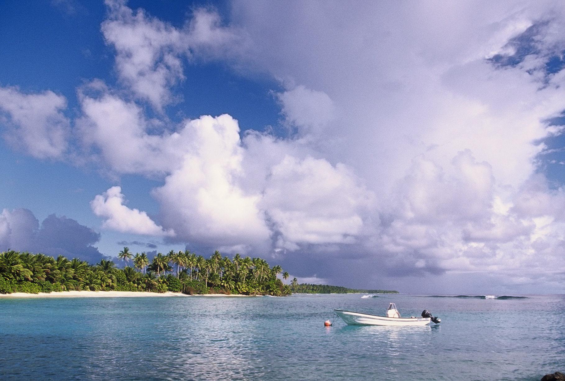 Marshall Islands. Photo: Kew.