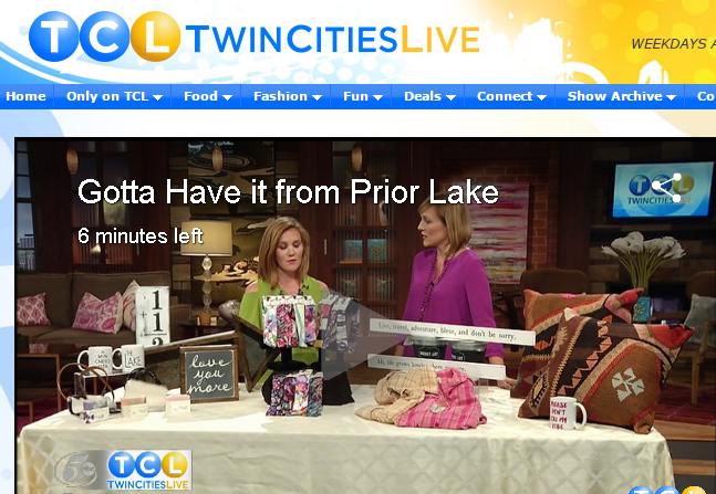 Twin Cities Live - July 2016