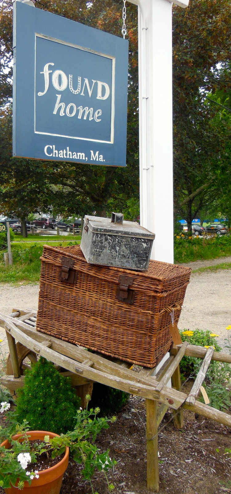 Found Home, Chatham