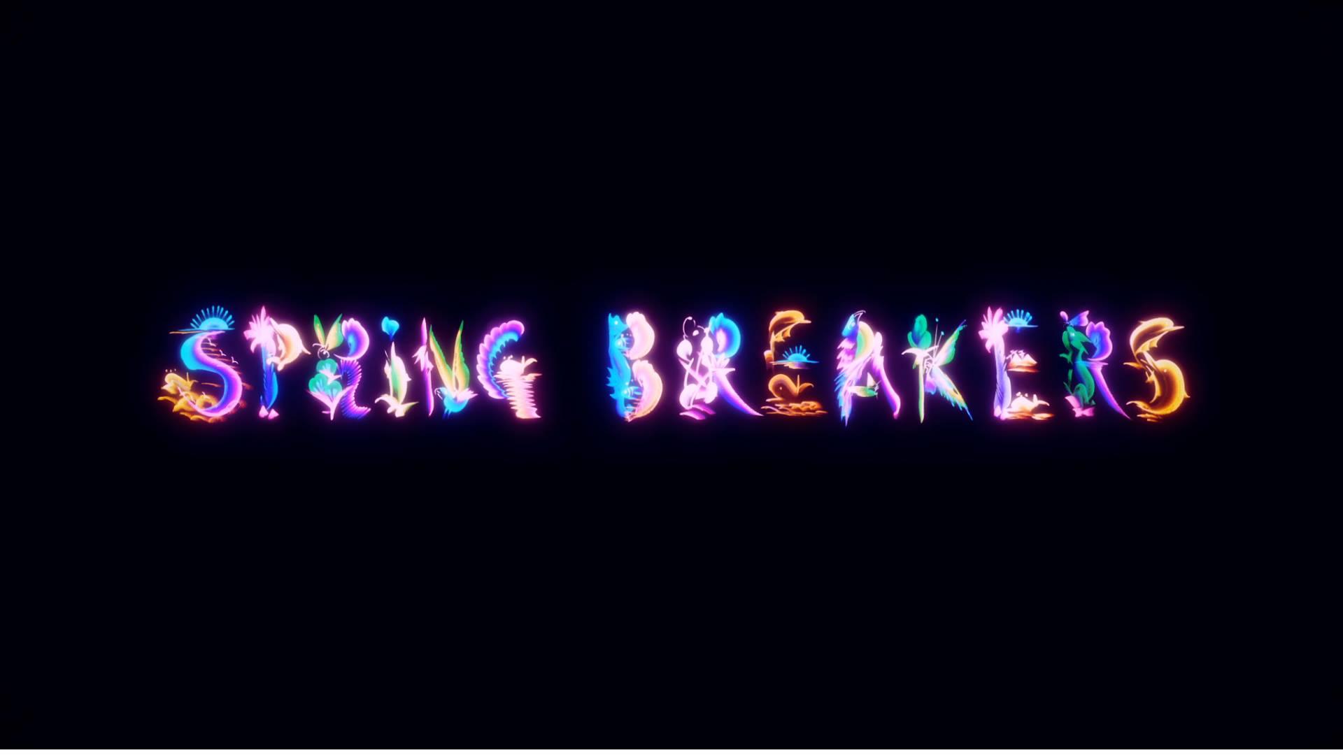 Spring breakers, 2013, Harmony Korine