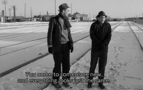 Stranger Than Paradise, 1984, Jim Warmisch
