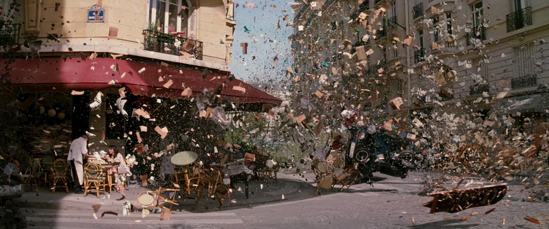 Inception, 2010, Christopher Nolan