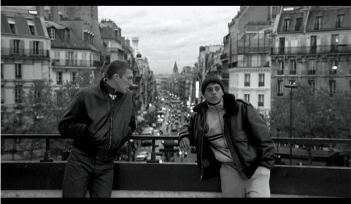 La Haine, 1995, Mathieu Kassovitz