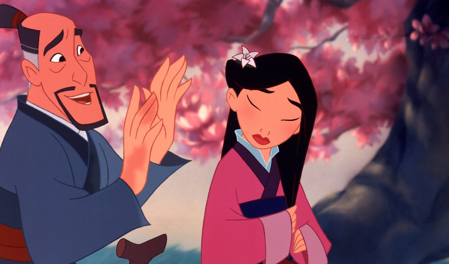 Mulan, 1998, Disney Studio