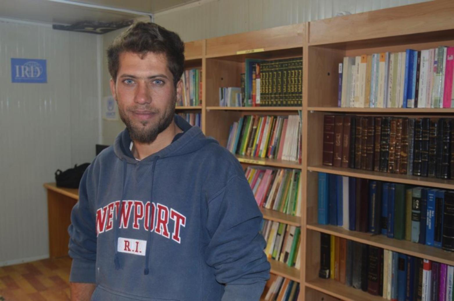 Mohammed Amari - Namr, Derraa, Syria