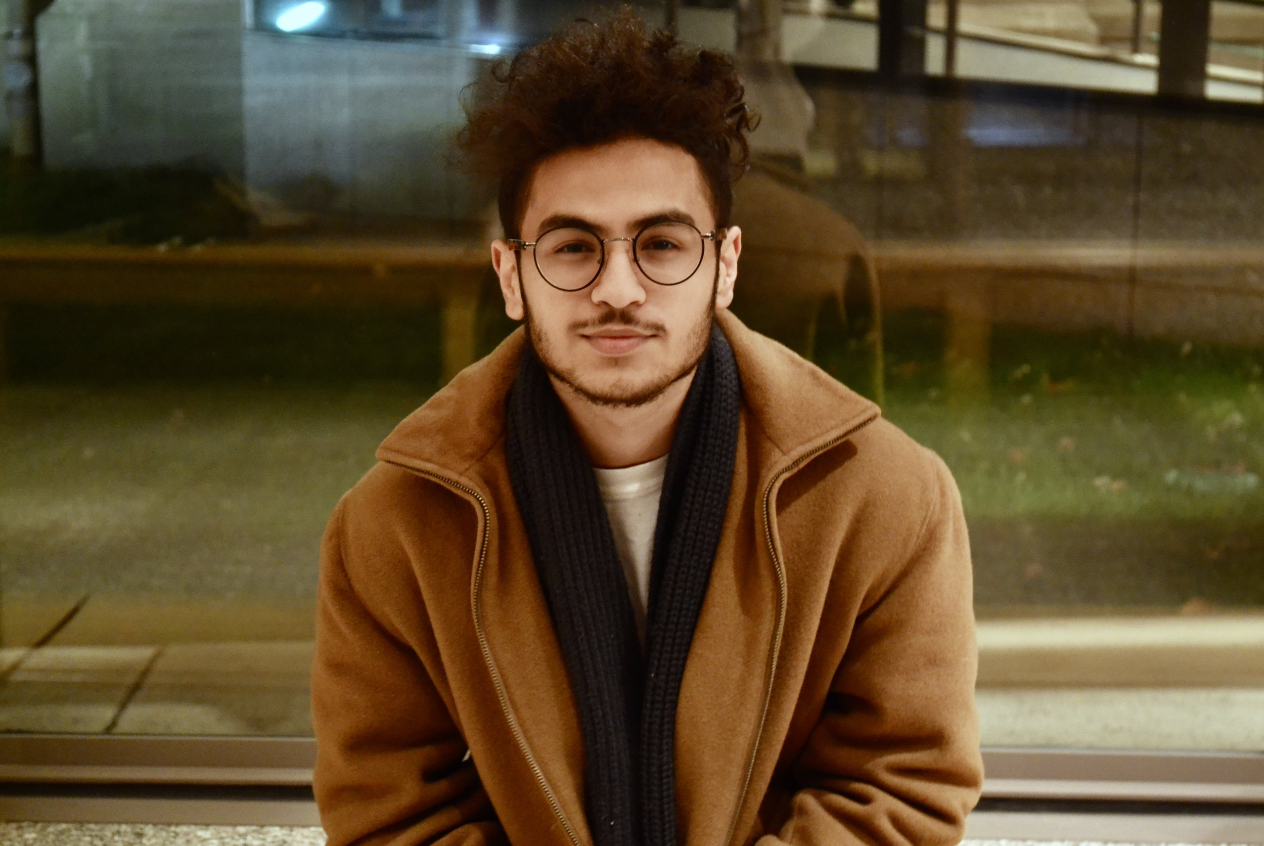 PROJECT #FINDNEWFRIENDS: AHMED BADR