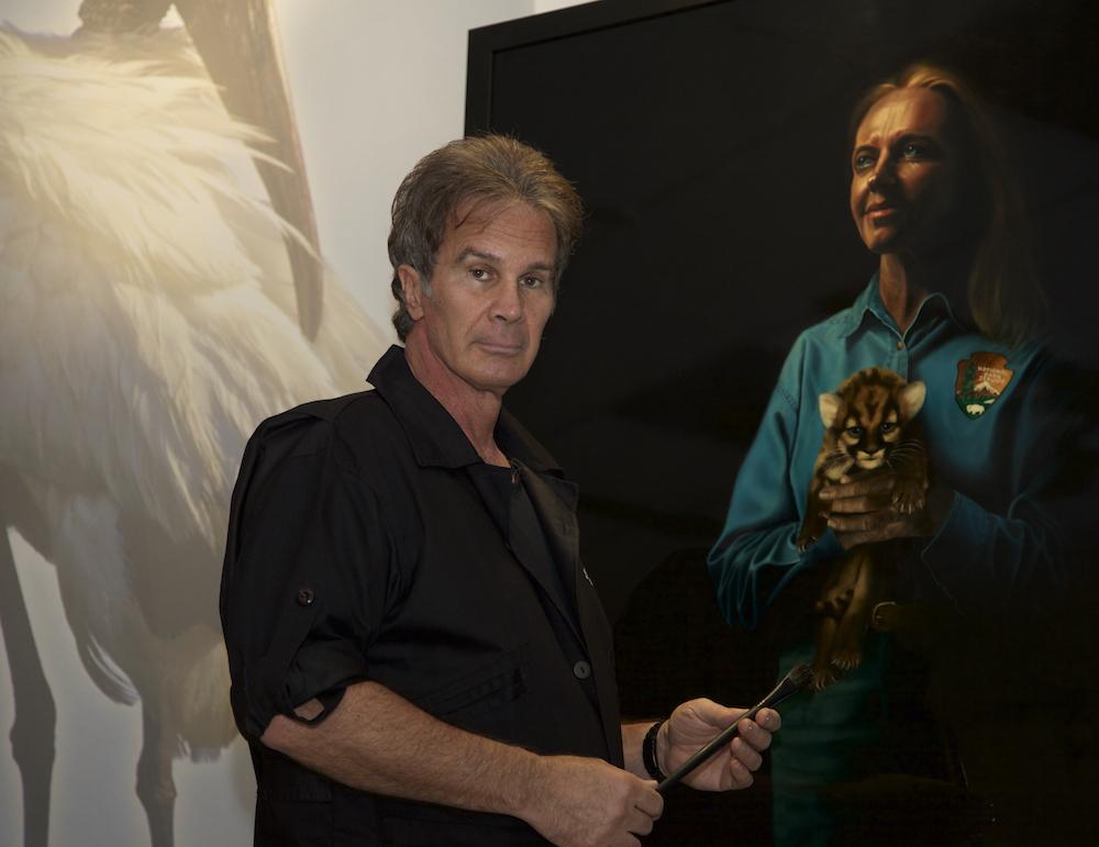Nicholas with Guardian Deborah Jansen